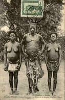 CONGO - Carte Postale - Types De La Sangha , Chef Du Village- L 29272 - Brazzaville