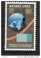 1976 - 57**MNH - Conférence Sur Le Commerce - Office De Genève