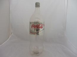 COCA COLA® LIGHT BOUTEILLE PLASTIQUE VIDE 2007 SUEDE 2L - Bouteilles