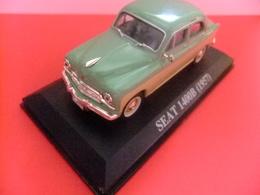 SEAT 1400 B ANNÉE 1957 VOITURE SEAT 1400 B ANNÉE 1957 - Carros