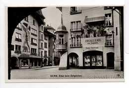 - CPA BERN (Suisse) - Erker Beim Zeitglocken (DROGUERIE) - Verlag Deyhle & Cie 3297 - - BE Berne