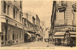 Agen   Rue Des Ecrevisses...edit Blanchet  No 12 - Agen