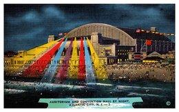 Etats Unis - Atlantic City - Auditorium And Convention Hall - Atlantic City