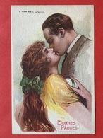Illustrateur CORBELLA - EEN KUS VOOR PASEN - UN BAISER DE PAQUES - Corbella, T.