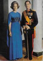 Le Couple GRAND - DUCAL . - Famille Grand-Ducale