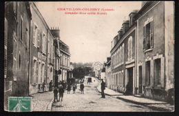 45, Chatillon Coligny, Grande Rue ( Cote Nord ) - Chatillon Coligny