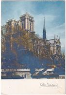Paris - Notre-Dame (Albert Monier) - Notre-Dame De Paris