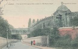 CPA - Belgique - Brussels - Bruxelles - Laeken - Pont Ayant Relié Les Propriétés Royales - Laeken