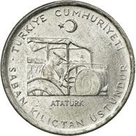 Monnaie, Turquie, 10 Kurus, 1975, TTB, Aluminium, KM:898a - Turquie