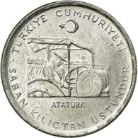 Monnaie, Turquie, 10 Kurus, 1975, TTB, Aluminium, KM:898a - Türkei