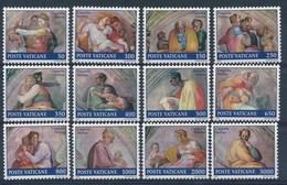 VATICAAN - Mi Nr 1023/1034 - MNH** - Cote 11,00 € - Vatican