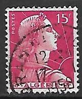 ALGERIE    -     1955.  Y&T N° 329 Oblitéré  . - Usados
