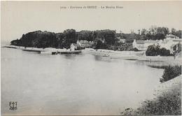 CPA - ENVIRONS DE BREST - LE MOULIN BLANC - N°5019 - Brest
