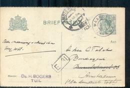 Tuil - Ds H Bogers - 1917 - Autres