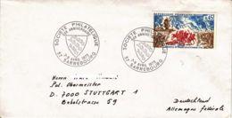 FRANCE - 1973 - 50ème Anniversaire De La Société Philatélique De Sarrebourg - Frankrijk