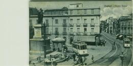 CAGLIARI - PIAZZA JENNE - TRAM - EDIZ. G. DESSI - 1920s (3250) - Cagliari