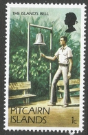 Pitcairn Islands. 1977 Definitives. 1c MH. SG 174 - Stamps