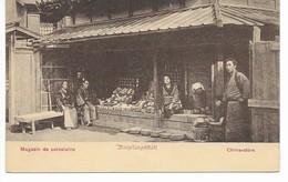 VIETNAM  Magasin De Porcelaine  China- Store. - Viêt-Nam