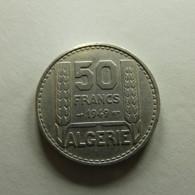 Algeria 50 Francs 1949 - Algeria