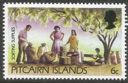 Pitcairn Islands. 1977 Definitives. 6c MH. SG 177 - Stamps