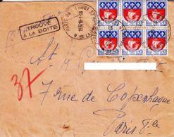 FRANCE - 1966 - Pneumatique - Trouvé à La Boîte - France