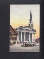 KuK AK Dornbirn Pfarkirche - Dornbirn