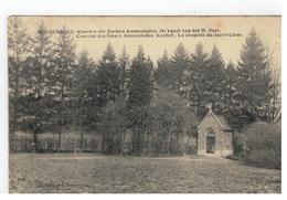 HULDENBERG. Klooster Der Zusters Annonciaden.De Kapel V H H.Hart 1911 - Huldenberg