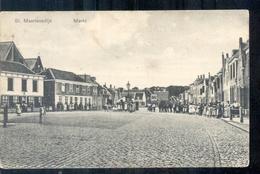 St Maartensdijk - Markt - 1911 Tholen - Holanda
