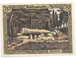 **notgeld Soltau 70 Pfennig 1238.1 - [11] Emissions Locales