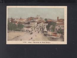 Cartolina Udine Porta Venezia - Udine