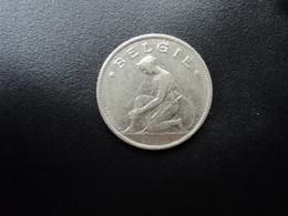 BELGIQUE : 1 FRANK  1923  KM 90     TTB - 1909-1934: Albert I
