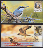 Greece 2019 Europa National Birds Unofficial FDC From The Booklet - 2019