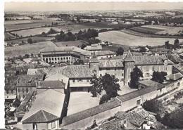CPA GIMONT -collège -hôpital - Autres Communes