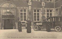 Saint-Roch - Ferrières - Petit Séminaire - Souvenir Des Fêtes Du 757 Anniversaire - Vue Animée - Automobile - 2 Scans - Ferrieres