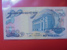 VIETNAM(SUD) 1000 DÔNG 1971 CIRCULER - Viêt-Nam
