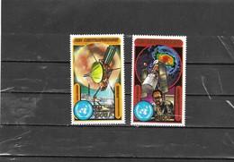CENTRO AFRICANA Nº AE 269 AL 270 - Espacio