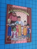 CARTE A JOUER OU A COLLECTIONNER : DRAGON BALL Z MEMORIAL PHOTO 50 EN JAPONAIS La Z FAMILY - Dragonball Z