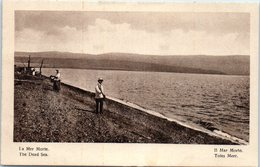 ASIE - JORDANIE - La Mer Morte - Jordan