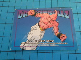 CARTE A JOUER OU A COLLECTIONNER : 1995 DRAGON BALL Z MEMORIAL PHOTO 83 EN JAPONAIS La Z FAMILY/ - Dragonball Z
