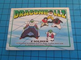 CARTE A JOUER OU A COLLECTIONNER : 1995 DRAGON BALL Z MEMORIAL PHOTO 80 EN JAPONAIS Z SOLDIER - Dragonball Z