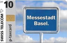 Swiss Telecom: PC 05/97 Messestadt Basel - Schweiz