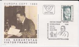 Austria  1983  FDC Europa CEPT (DD11-6) - Europa-CEPT