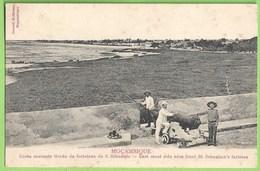 Ilha De Moçambique - Costa Nascente Tirada Da Fortaleza De S. Sebastião - Portugal - Mozambique