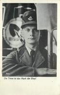 GUERRE 1939-45 - Jeunesse Hitlérienne, Die Treue Ist Das Mark Der Ehre! - Weltkrieg 1939-45