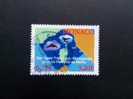 MONACO MI-NR. 2544 GESTEMPELT EINRICHTUNG PELAGOS 2000 - Used Stamps