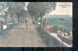 Kralingsche Veer - Toepad - Fiets - Bootje - 1920 Kralingse - Nederland