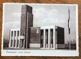 CASUMARU CASA LITTORIA    ED.  FOTO. CARTOLERIA A.MAGRI   7/11/1925  ARCHITETTURA  FASCISTA  STILE LITTORIO - Storia