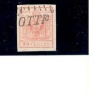 LOMBARDY-VENETIA1850:Michel3y Used - Lombardije-Venetië