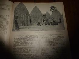 1938 LCCI :Spécial CAMEROUM (Douala;Les Cases-obus;Chefs De Foumban; Yaoundé (Important Documentaire Textes Et Photos) - Books, Magazines, Comics