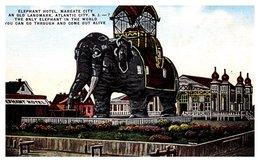 Etats Unis - Atlantic City - Elephant Hotel - Margate City - Atlantic City